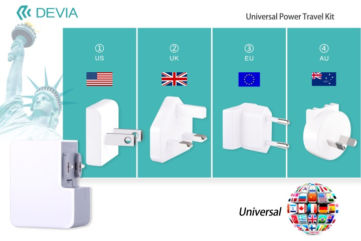 DEVIA Universal Power Travel Kit poster2 (Small)