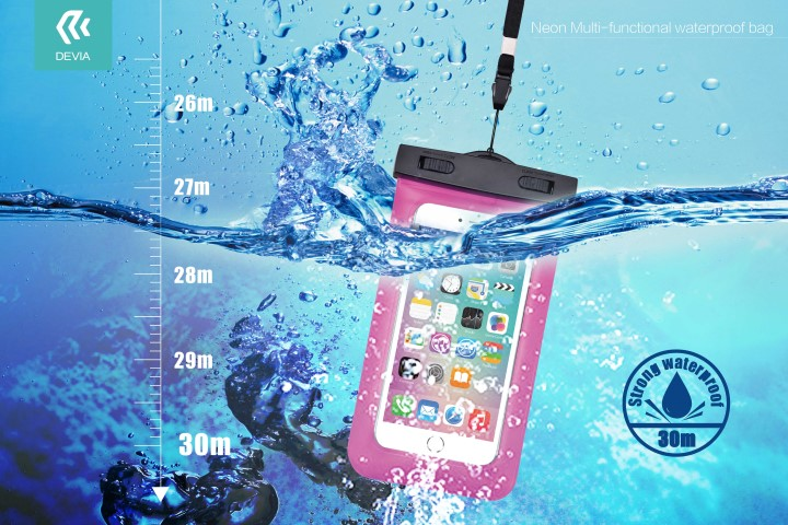 DEVIA neon multi-functional waterproof bag poster3 (Small)